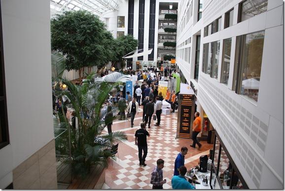 16-The exhibit hall